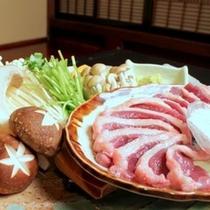 2012冬のほっこりお鍋「信州田舎風鴨鍋」
