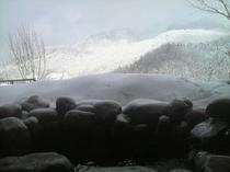 雪見の展望温泉露天風呂