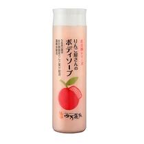 リンゴのボディーソープ