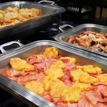 ☆朝食ブッフェの料理一例④