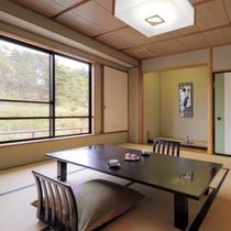 ☆山側-HillSide-和室一例