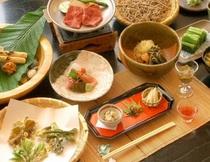 ふるさと料理(春一例)