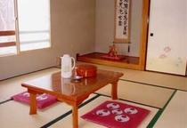 客室例(全室和室)