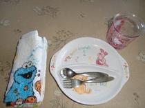 取り皿セット(幼児用)