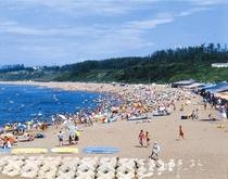 浜地ビーチ(坂井市三国町浜地)