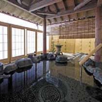 天の原 露天風呂 地下1階