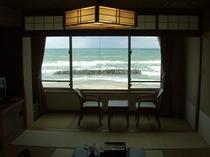 海が見えるお部屋