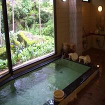 石楠花の湯
