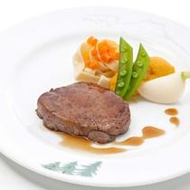 フレンチディナー お肉料理(一例)