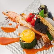 懐石料理 煮物(一例)