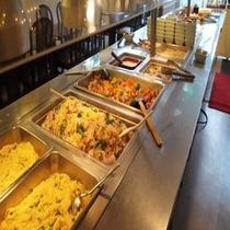 【朝食】こだわりの朝食バイキング♪品数豊富にご用意しております★ ※料理一例