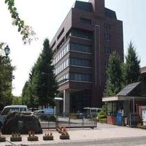 【周辺施設】松山大学