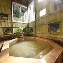 【奥道後温泉・本館女湯】天然温泉とヒノキの香りに癒される