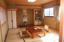 2階10畳和室例