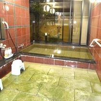 *【浴室】お風呂はグループ単位、また男女入れ替えでご入浴頂きます。