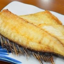 【ご夕食一例】 ツボダイ