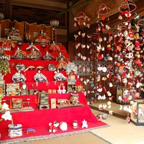 東伊豆の雛祭り