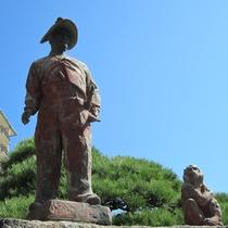熱川温泉は太田道灌由来の地です