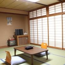 和室10畳一例(広縁がございます)