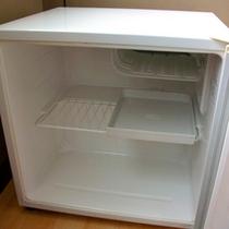 全客室に完備しているミニ冷蔵庫