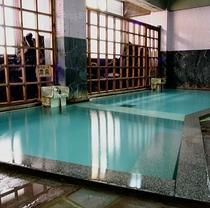 女性大浴場(新地蔵の湯・湯畑混合泉)