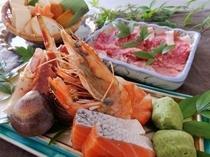 富士山麓和牛、地鶏、伊豆の海の幸などの豪華具材で薬膳火鍋をお楽しみ下さい♪