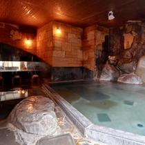 桂谷岩風呂(女湯) ※こちらはの温泉は土曜・休前日のみご利用いただけます。
