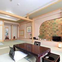 *客室一例(松の間)/広々としたお部屋で楽しい旅の思い出を。