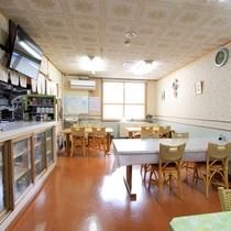 *食堂/アットホームな雰囲気でお迎え致します。