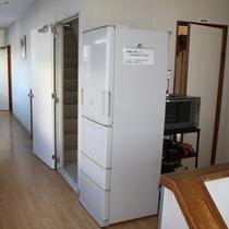 2階冷蔵庫