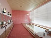 【女子大浴場】マリンスポーツを楽しんだ後は大浴場でお寛ぎ下さい。