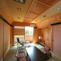 特別室はそれぞれ趣異なる3タイプ。2009年度完成の特別フロアーをご利用いただけます