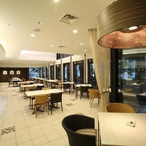 ALL DAY DINNING「Crowne Cafe」