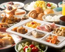 B1F和食店で朝食を召し上がっていただきます。