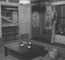 昭和初期の本館客室
