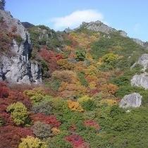 寒霞渓(秋)