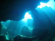 【ダイビング】沖縄の海には神秘的な絶景スポットがたくさんありダイビングを思う存分楽しむことができます