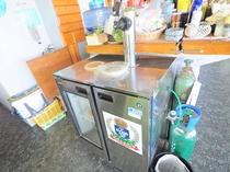 【食事処】沖縄産まれの自慢のオリオンビール♪1杯350円で沖縄のビールを楽しめます!
