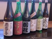 会津地方の地酒十選