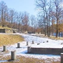 夏見廃寺跡
