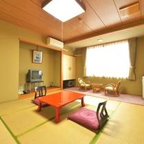 *【和室8畳一例】ゆっくりと旅の疲れを癒してください。