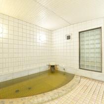 *【大浴場】100%天然温泉で体の芯から温まってください。