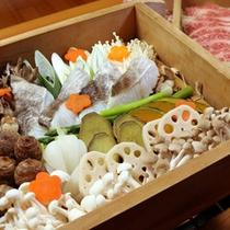 せいろ蒸し(野菜いっぱい)