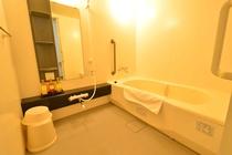 デラックスツインルーム     バストイレ2
