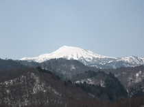 燧ケ岳 雪