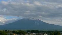 世界文化遺産登録日の富士山2013.6.22