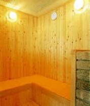大浴場「水月」内ーサウナ