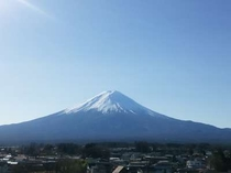 2016.12.24富士山