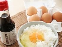 ●たまごかけ朝食:300円