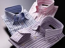 <クリーニングサービス>ワイシャツ350円~条件により当日仕上げもOK!